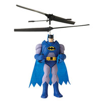 BATMAN Flying Remote Control Action Figure