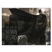 BATMAN The Art of Batman Begins Book