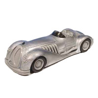 BATMAN Limited Edition 1940's Batmobile with Natural Finish