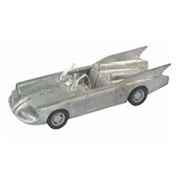 BATMAN Limited Edition 1960's Batmobile - Natural Finish LI 1000