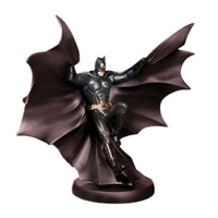 BATMAN in Flight Statue from Batman Begins