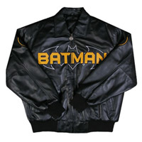 BATMAN Classic Adult Leather Jacket