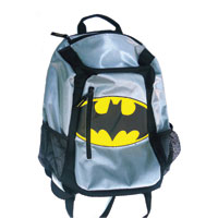 BATMAN Logo Backpack with Cape