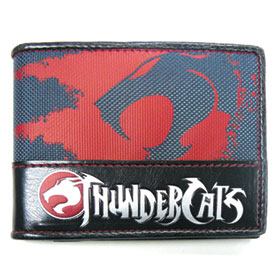 THUNDERCATS Comic Panel Bi-Fold Wallet