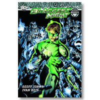 BLACKEST NIGHT Hardcover Graphic Novel