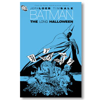 BATMAN THE LONG HALLOWEEN Trade Paperback