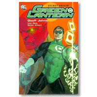 GREEN LANTERN SECRET ORIGIN Hardcover Graphic Novel