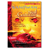 SANDMAN Trade Paperback Vol. 1 PRELUDES & NOCTURNES (New Edition)