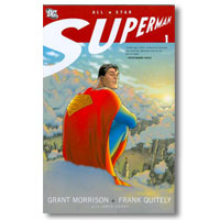 ALL STAR SUPERMAN Trade Paperback Graphic Novel Vol. 1
