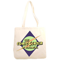 The Comic Center of Pasadena Canvas Tote
