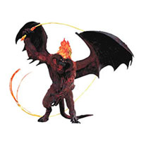 The Lord of the Rings Balrog 24-inch Limited Edition Epic Scale Figure with Sound