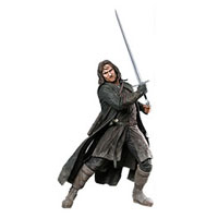The Lord of the Rings Aragorn Epic Scale 20-Inch Action Figure with Sound