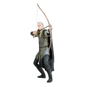 The Lord of the Rings Legolas Epic Scale 20-Inch Action Figure with Sound