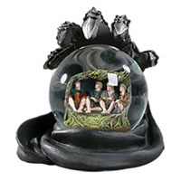 The Lord of the Rings Hobbits Sculpted Waterglobe