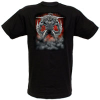 DOOMSDAY Dust Adult T-Shirt
