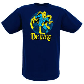 Justice Society: Dr. Fate Adult T-Shirt
