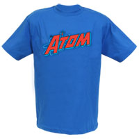 Justice Society: The Atom Adult T-Shirt