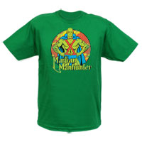 Martian Manhunter Adult T-Shirt