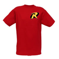 Robin Logo Adult T-Shirt