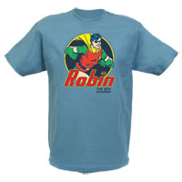 Robin the Boy Wonder Adult T-Shirt