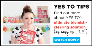 Find out more about our ultimate blemish-clearing solution (as easy as 1,2,3!) WATCH NOW