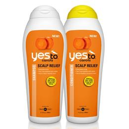 Yes to Carrots Scalp Relief Regimen