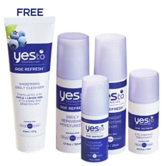 Age Refresh Regimen - Free Cleanser Image