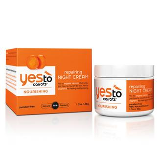 Yes to Carrots Repairing Night Cream Image