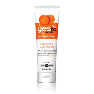 Yes to Carrots Exfoliating Cleanser Image