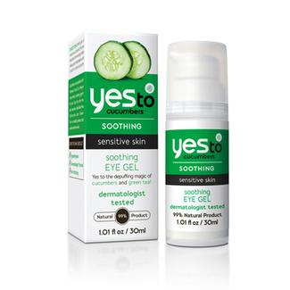 Yes to Cucumbers Soothing Eye Gel Image