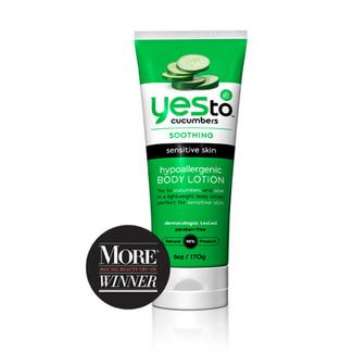 Yes to Cucumbers Hypoallergenic Body Lotion Image