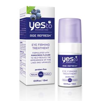 Yes to Blueberries Eye Firming Treatment Image