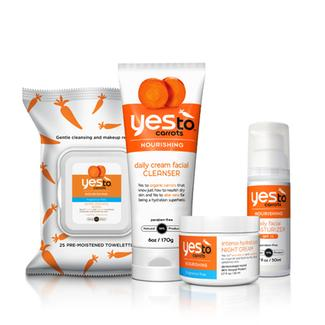 Your Yes to Recipe: Normal to Dry Skin Bundle Image