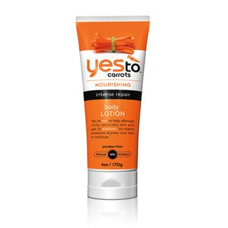 Yes to Carrots Intense Repair Body Lotion Image