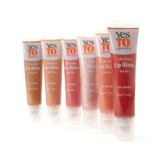 Yes to Carrots Lip Glosses Image