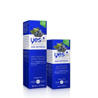Yes to Blueberries Daily Age Refresh Duo Image