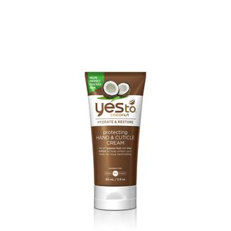 Yes to Coconut  Protecting Hand & Cuticle Cream Image