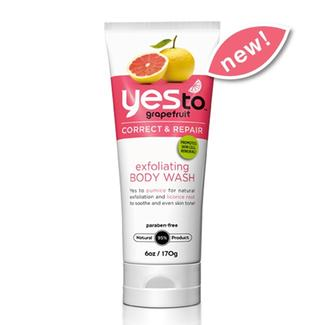Yes to Grapefruit Exfoliating Body Wash Image