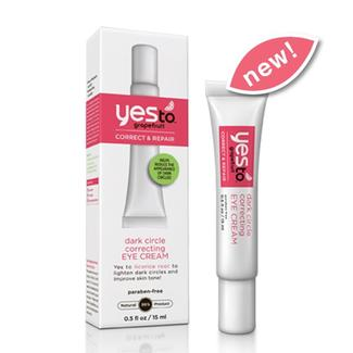 Yes to Grapefruit Dark Circle Correcting Eye Cream Image