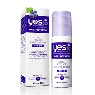 Yes to Blueberries Daily Repairing Moisturizer with SPF - 30 Image