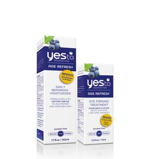 Yes to Blueberries Daily Age Refresh Regimen Image