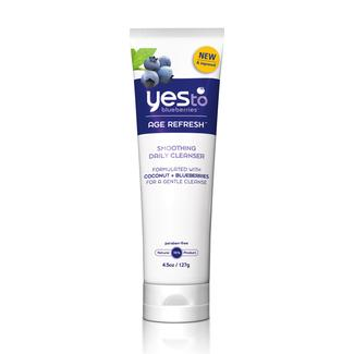 Yes to Blueberries Smoothing Daily Cleanser Image