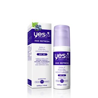 Yes to Blueberries Daily Repairing Moisturizer with SPF 30 Image