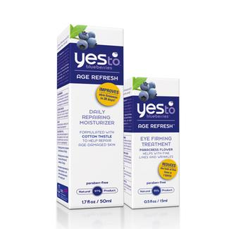 Yes to Blueberries Daily Age Refresh Regimen -- Save 10%! Image