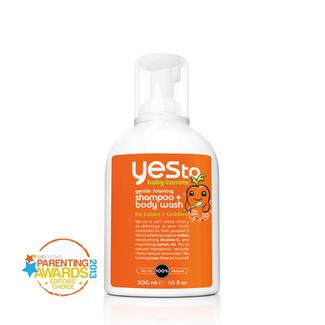 Yes to Baby Carrots Shampoo + Body Wash Image