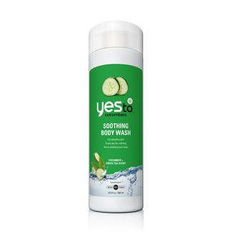 Yes to Cucumbers Soothing Body Wash Image