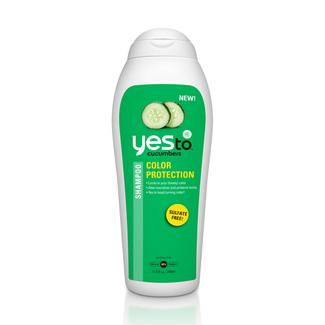 Yes to Cucumbers Color Protection Shampoo Image