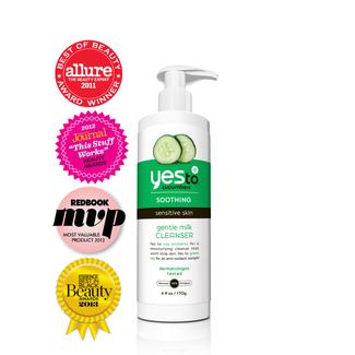 Yes to Cucumbers Gentle Milk Cleanser Image