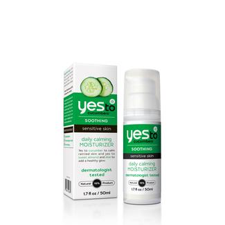 Yes to Cucumbers Soothing Daily Calming Moisturizer Image
