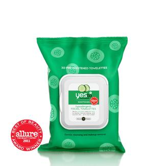 Yes to Cucumbers Facial Wipes Image